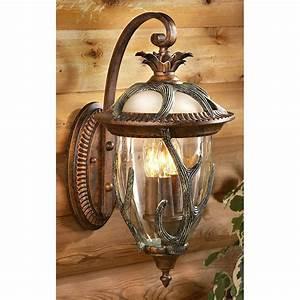 Rustic, Outdoor, Lantern