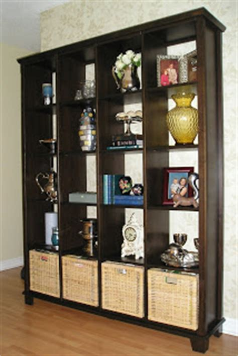 Markor Bookcase by Designing On A Budget