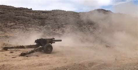 Getting a Civilian-Owned 155mm Howitzer Firing Again ...