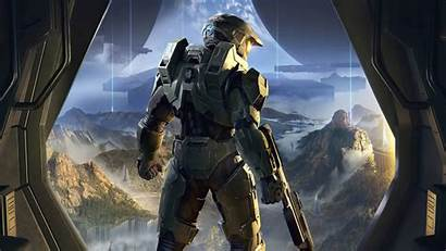 Halo Infinite Chief Master 8k Xbox Wallpapers