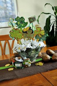 My Finally Finished St. Patrick's Day Table Decorations ...