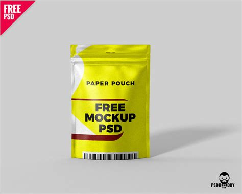 ✓ free for commercial use ✓ high quality images. Free Paper Pouch Free Mockup PSD | PsdDaddy.com