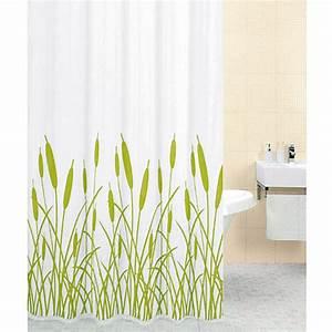 Duschvorhang 180 X 220 : venus textil duschvorhang schilf 180 x 200 cm wei gr n 100 polyester bauhaus sterreich ~ Eleganceandgraceweddings.com Haus und Dekorationen