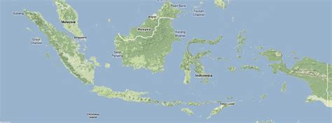 shapefiles indonesia letthawe