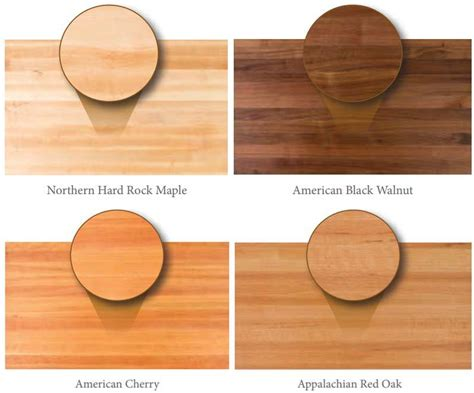 types of table bases wood dining table tops john boos butcher block