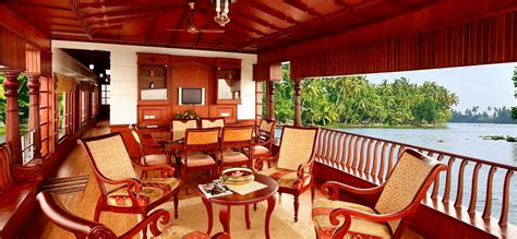 Boat House In Kerala Rent by Alleppey Houseboats Tours Alleppey Luxury Houseboats