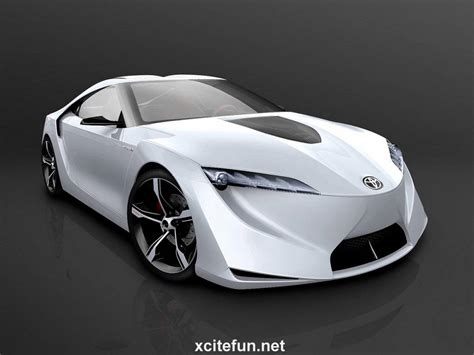 toyota ft hs hybrid sports car wallpapers xcitefun net