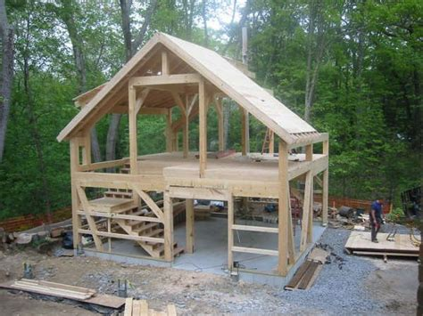 Post And Beam Shed Plans by Best 25 Post And Beam Ideas On Cabin Floor