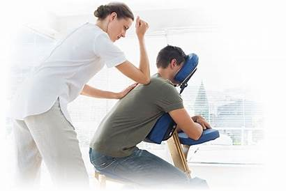 Charge Massage Corporate Services Event Paul August