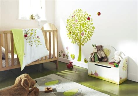 chambre bébé vert anis déco chambre bébé vert anis