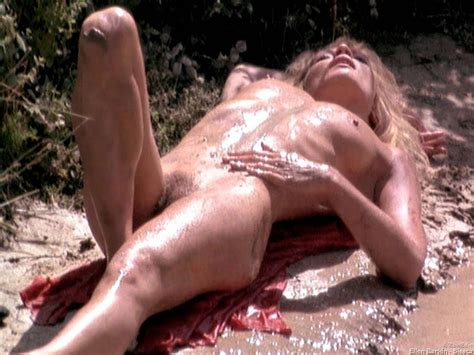 Ellen Barkin Exposing Her Nice Tits And Hairy Pussy