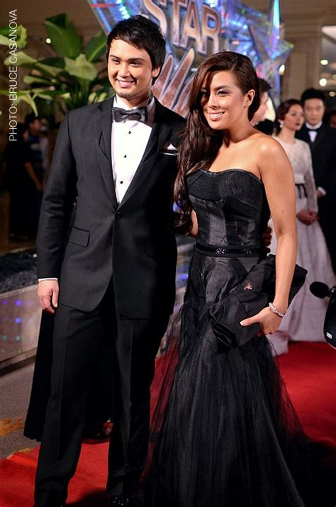 Philippine Celebrities Lovely Gowns Nikki Gil