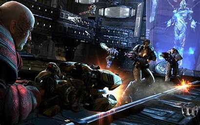 Unreal Tournament Ut 2007 Epic Regreso Anuncia