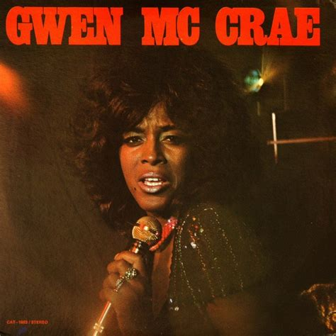 Gwen Mccrae Rockin Chair Lp by Gwen Mccrae S T Funk O Logy