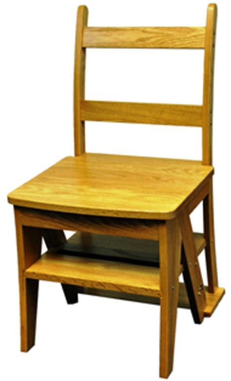 benjamin franklin step ladder chair made in the usa