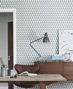 Papier Peint Bureau : papier peint style suedois recherche google bureau ~ Melissatoandfro.com Idées de Décoration