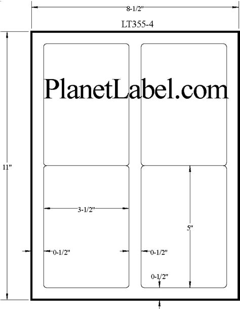 Avery Labels 5163 Template by Avery 5163 Template Templates Data