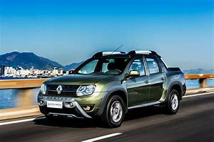 Dacia Duster Oroch : renault launches duster based pick up in brazil autocar india ~ Maxctalentgroup.com Avis de Voitures