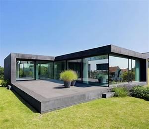 Bilder Von Häuser : moderne h user bilder einfamilienhaus d homify ~ Markanthonyermac.com Haus und Dekorationen