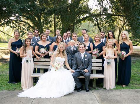 Preppy Southern Wedding In Savannah