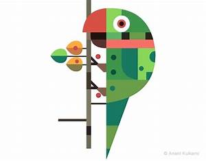 Geometric Animals by Anant Kulkarni