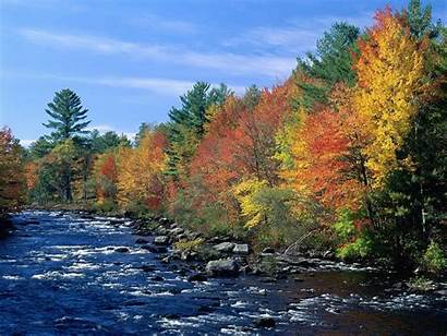 Desktop Fall Scenes Wallpapers Autumn