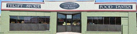 clothes closet community of caring ministries