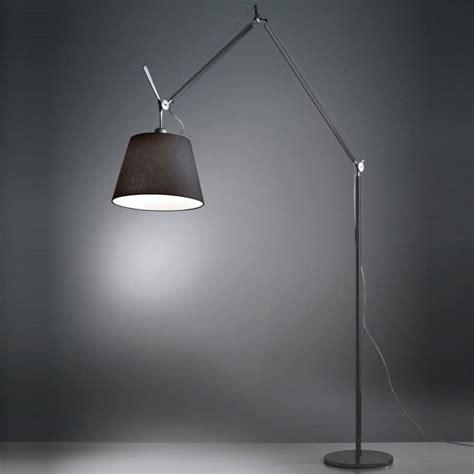 Tolomeo Mega Floor L Bulb by Tolomeo Mega Black Floor L Artemide Lights On