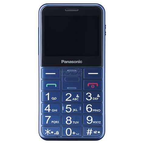 Mobile Phone by Mobile Phone Panasonic Kx Tu150 Dual Sim Kx Tu150exc