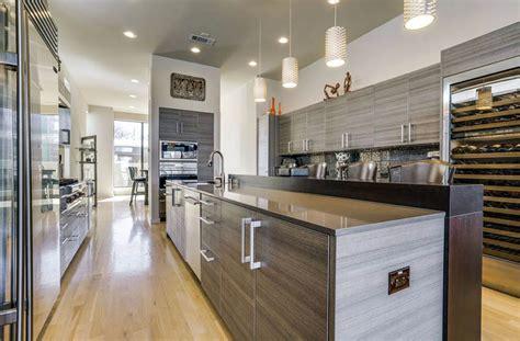 Contemporary Kitchen Cabinets (design Styles)  Designing Idea