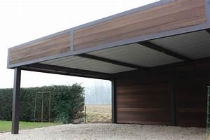 Carport En Aluminium : le carport esth tique et pratique la fois ~ Maxctalentgroup.com Avis de Voitures
