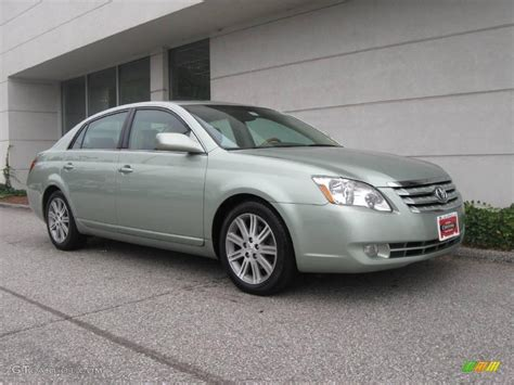 2006 Silver Pine Mica Toyota Avalon Limited 19494221