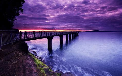 aesthetic landscape wallpapers