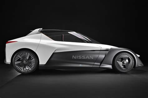 Nissan Prototype by Nissan Bladeglider Prototype Unveiled In By Car Magazine