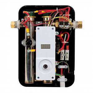 Wiring Diagram For Tankles Electric Water Heater