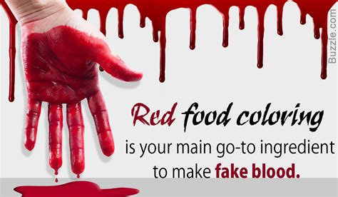how to make a bloody stage secrets revealed how to make fake blood that looks real