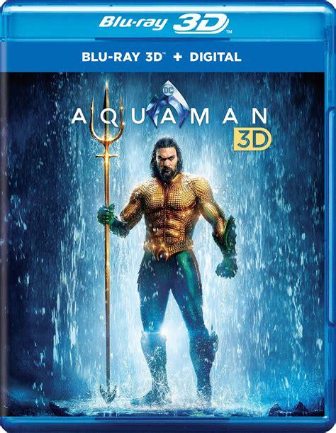 aquaman dvd release date march