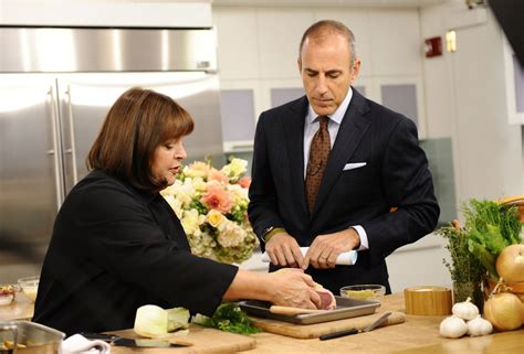 ina garten is back in the kitchen for a new show ina