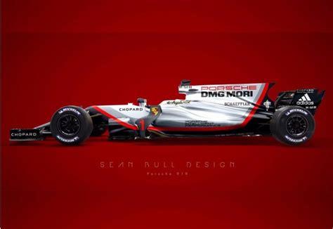 Porsche F1 2020 is porsche contemplating a move to formula 1 after le mans