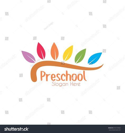 playgroup preschool kindergarten logo template stock 237 | stock vector playgroup preschool kindergarten logo template 355725902