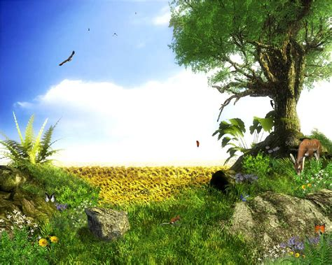 Hd Anime Landscape Wallpaper Animated Wallpapers Animation Wallpaper Download Wallpapers Free Wallpapers Download 3d
