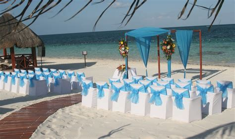 Mexico-all-inclusive-wedding-packages-beach