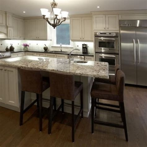 kitchen islands with seating for 4 kitchen island with seating designcorner