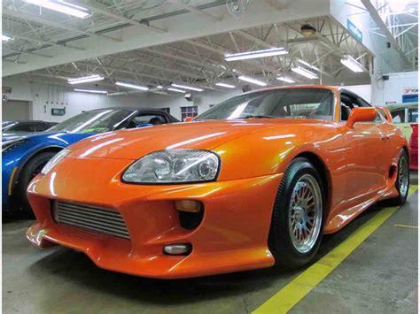 1993 Toyota Supra For Sale  Classiccarscom Cc945412