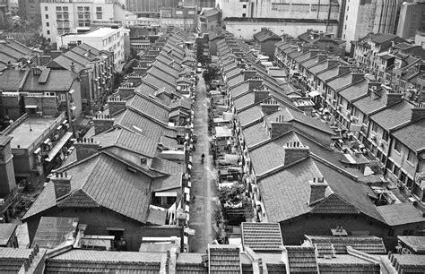 1 door wall understanding lilong housing and shikumen architecture
