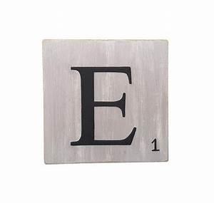 Lettre En Bois A Poser : lettres en bois d co ~ Teatrodelosmanantiales.com Idées de Décoration