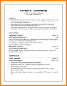 best font and size for resume 2017 7 2017 resume sles for apple cashier resumes