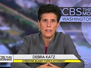 Kavanaugh Accuser's Lawyer Longtime Dem Donor, Defended ...