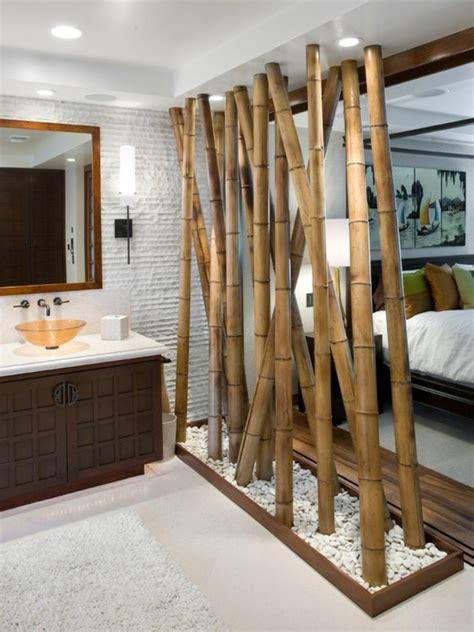 chambre en bambou que faire avec des bambous trouvailles exotiques en 60