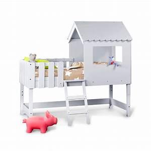 Cabane Lit Enfant : litenfant 17 best images about mobilier jouets accessoires pour ikea chambre enfants with ~ Melissatoandfro.com Idées de Décoration